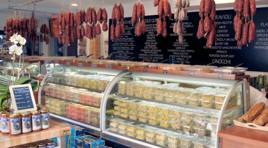 Bricco Salumeria Featured on DigBoston