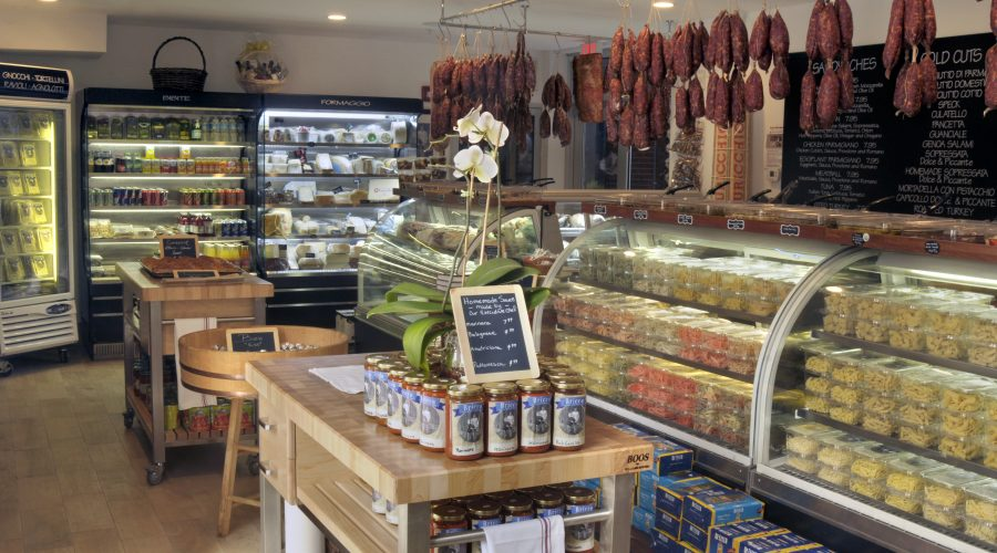 Phantom Gourmet: Bricco Salumeria