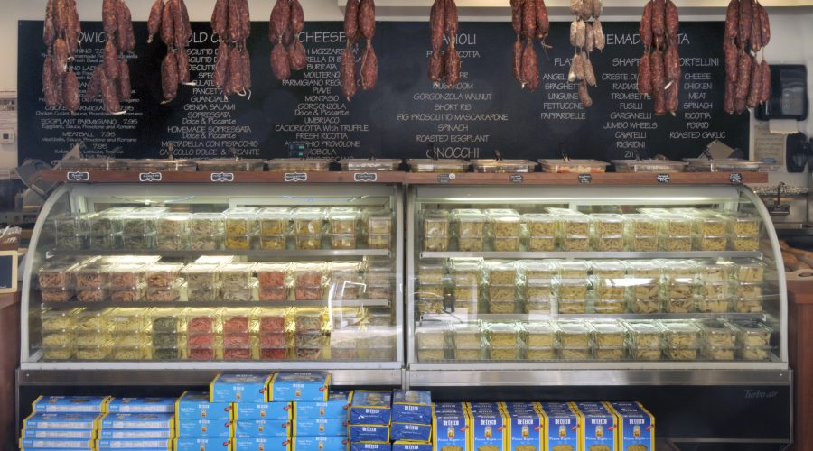 Google Local Guide's 5-Star Reviews for Bricco Salumeria