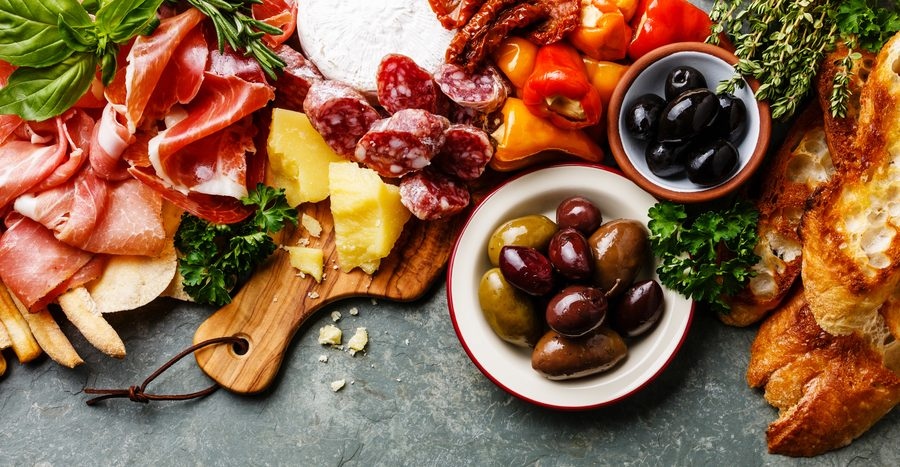 What is Antipasto?