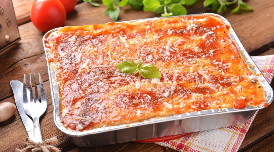Bricco Salumeria's Hot Food Trays