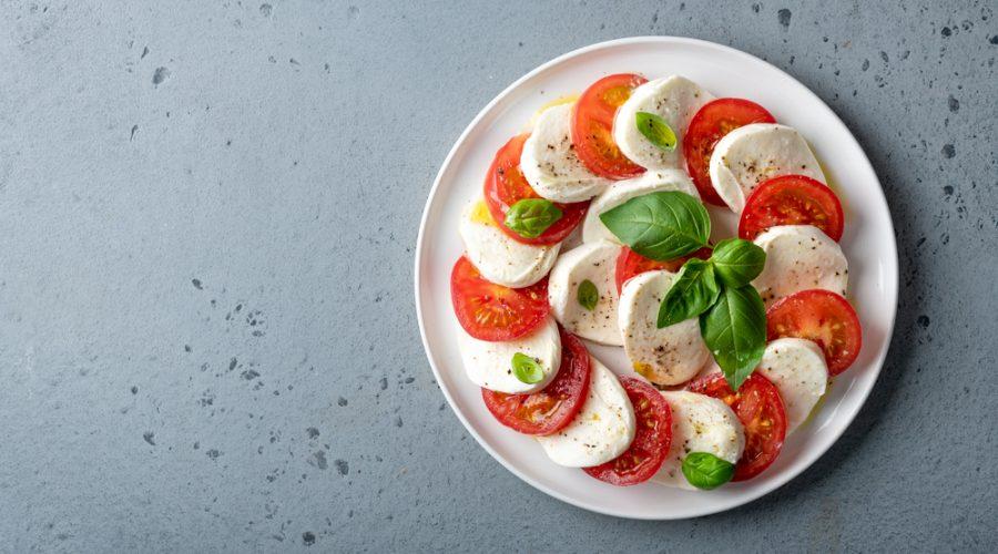 Eating Italian: Caprese